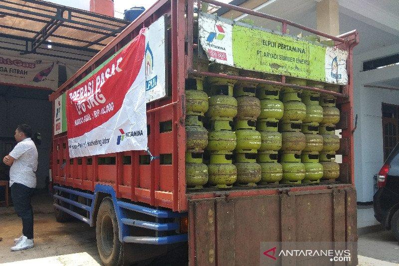 Pertamina tambah 116 ribu tabung gas 3kg untuk stok Ramadhan di Garut