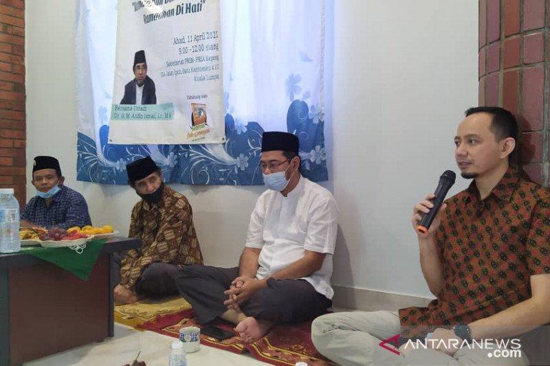Muhammadiyah Malaysia gelar pengajian tatap muka pertama kali