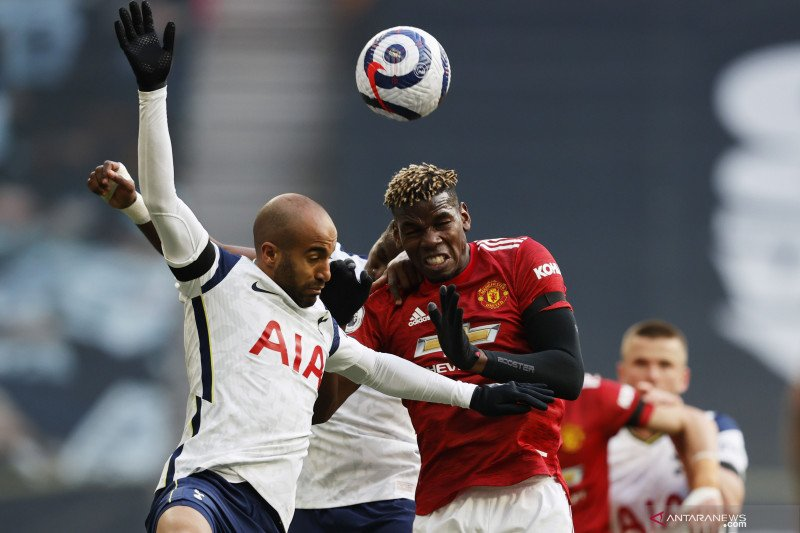 Liga Inggris; Tottenham vs Manchester United