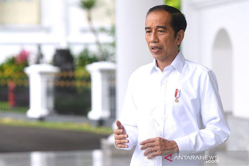 Presiden Joko Widodo teken Keppres cuti bersama dua hari untuk ASN di 2021