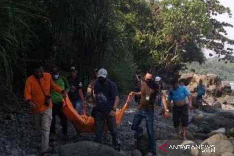 Tiga bulan hilang tubuh wisatawan asal Cianjur ditemukan