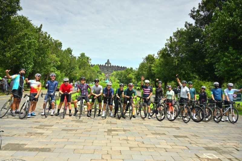 PT TWC kembangkan paket wisata bersepeda Candi Prambanan-Borobudur