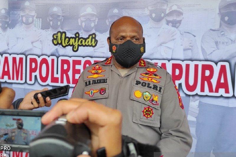 Kapolda Papua: 46 warga di Beoga segera diungsikan