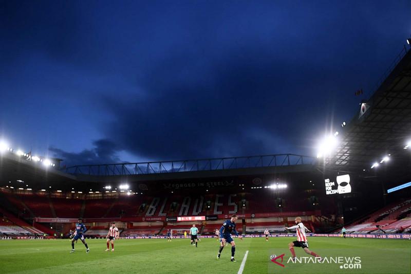 Liga Inggris: Arsenal kalahkan Sheffield United 3-0