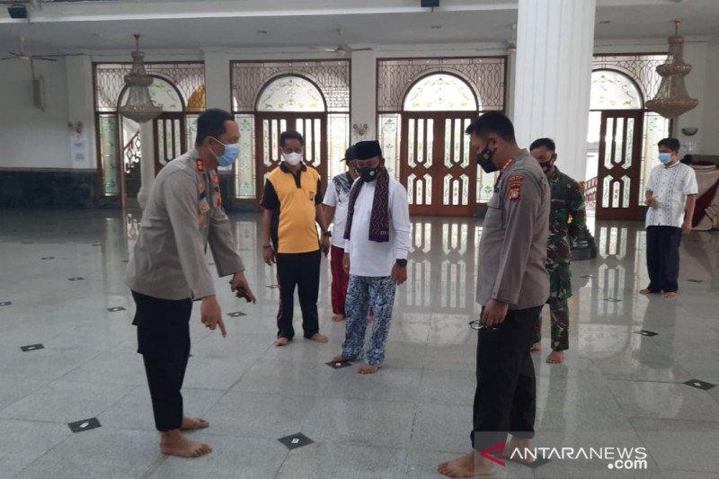 Masjid di Kabupaten Bekasi wajib atur jarak jamaah saat Ramadhan