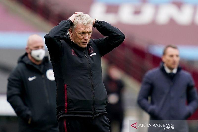 Moyes senang West Ham menang, tapi soroti kelalaian kawal keunggulan