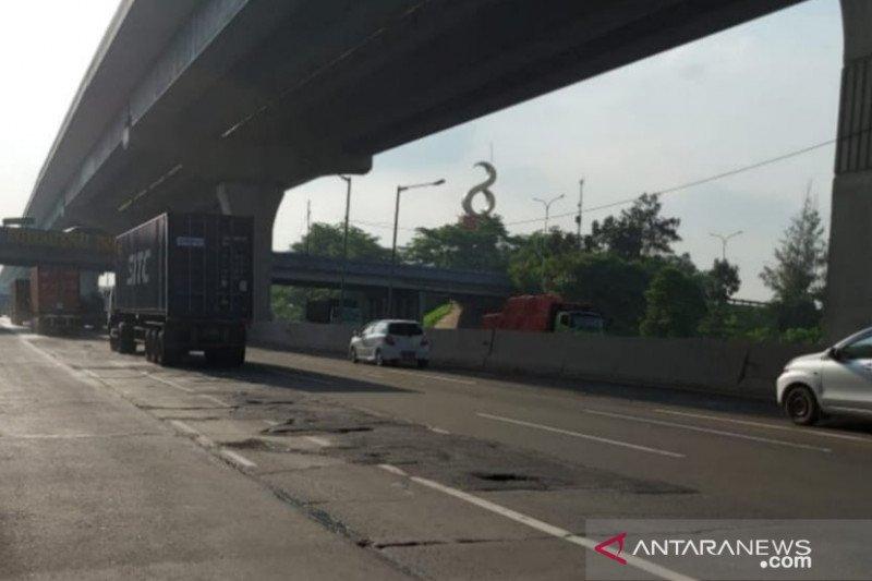 Jasa Marga lanjutkan pemeliharaan Jalan Tol Jakarta-Cikampek