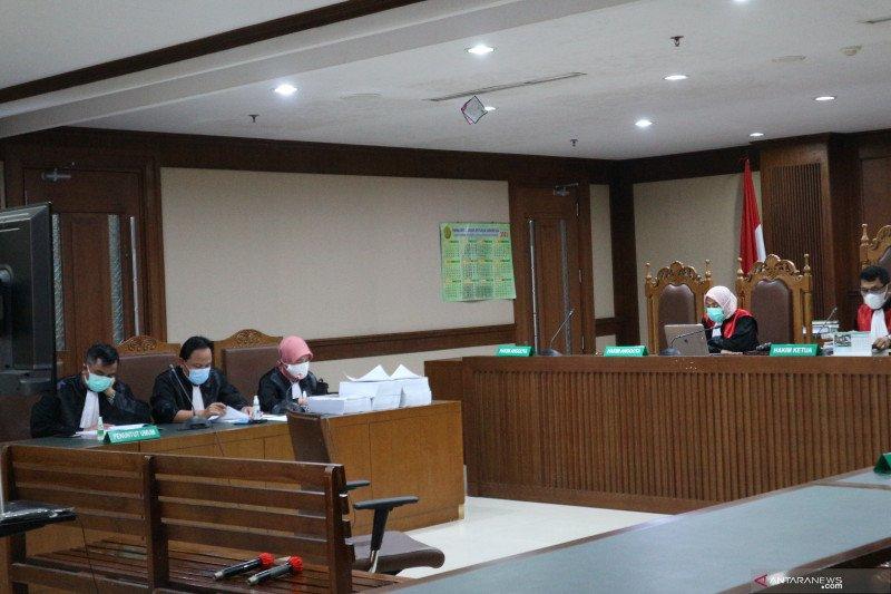 Mantan anggota BPK Rizal Djalil dituntut 6 tahun penjara