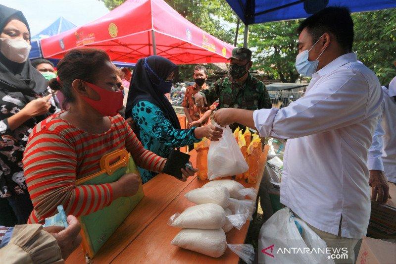 Bulog dukung pasar murah Pemprov Gorontalo, sambut Ramadhan