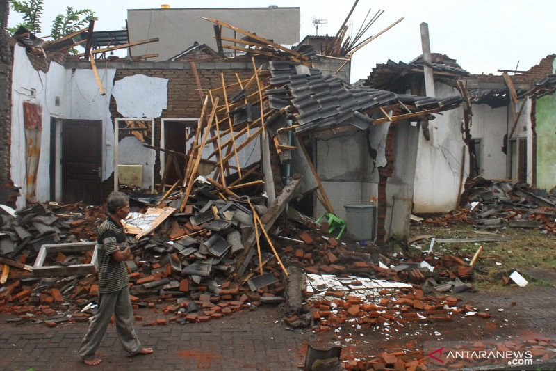 BPBD Kabupaten Malang catat 3.682 rumah rusak akibat gempa