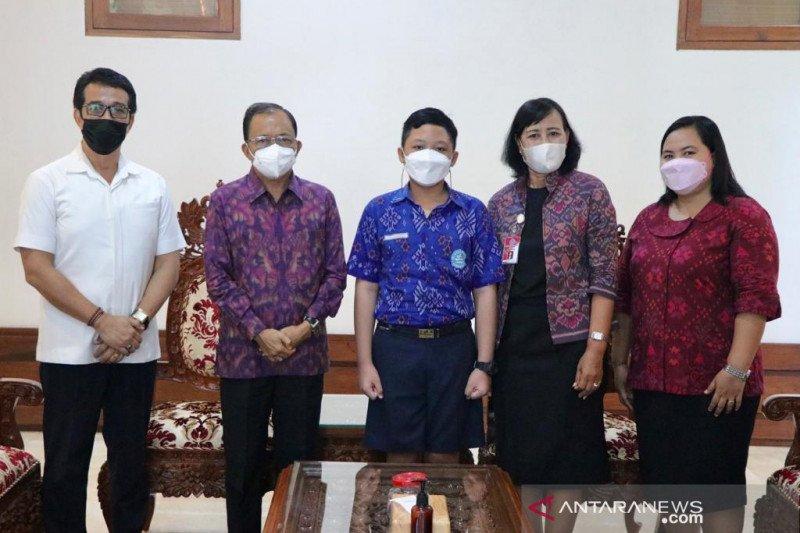 Siswa SD dari Bali raih prestasi di ajang IMSO 2021