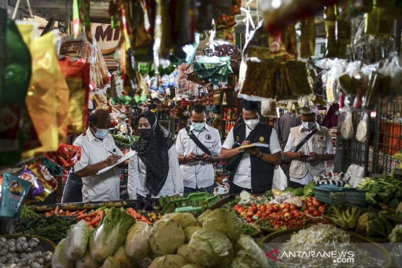 Pemerintah pastikan pasokan pangan mencukupi pada Ramadhan-Idul Fitri