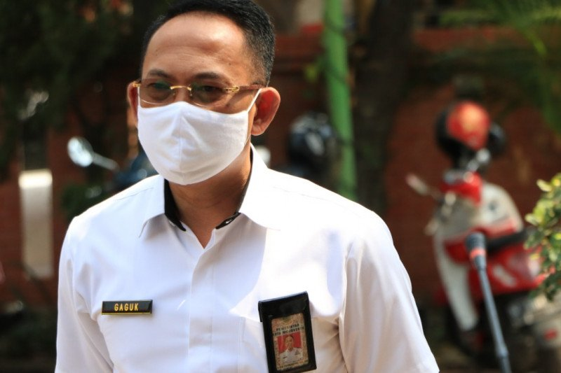 Pemkot Mojokerto prioritaskan vaksinasi lansia selama Ramadhan