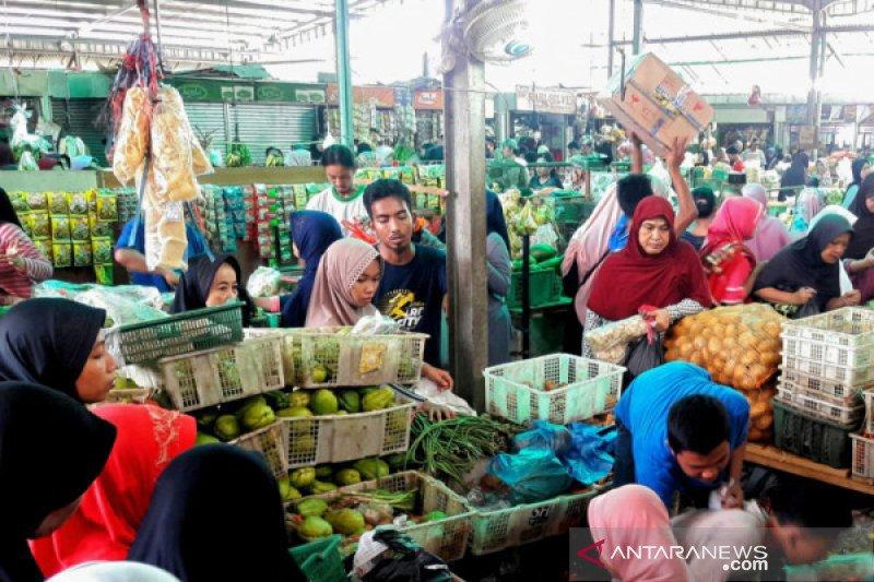 Ada larangan mudik, konsumsi pangan di Jabodetabek diprediksi naik
