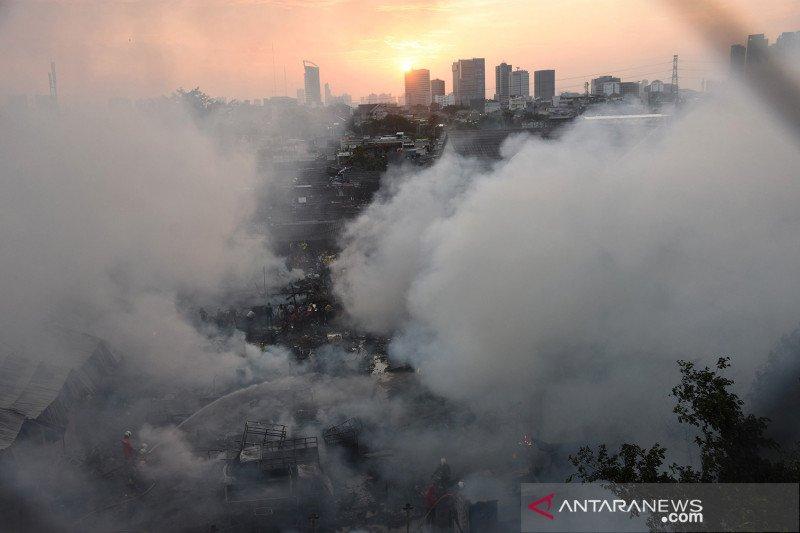 Riza: Banyak properti tak sesuai standar pencegahan kebakaran
