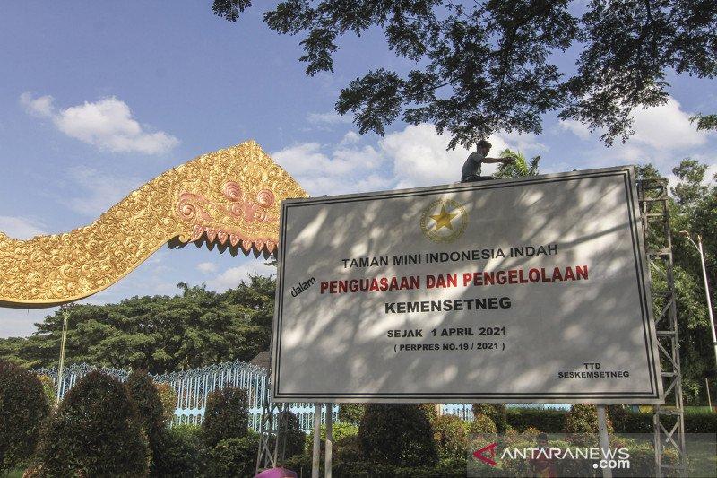 Hakim tunda sidang gugatan Mitora karena keluarga Cendana mangkir