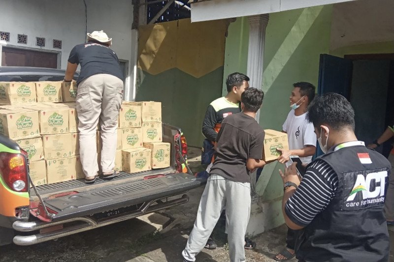 ACT Malang buka posko distribusi bantuan untuk korban gempa