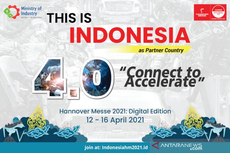 Menperin: Presiden Jokowi-Kanselir Jerman resmikan Hannover Messe 2021