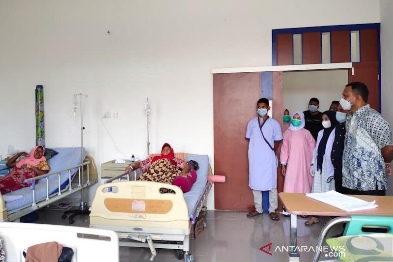 Pasien gas beracun dirawat di rumah sakit Aceh Timur jadi 20 orang