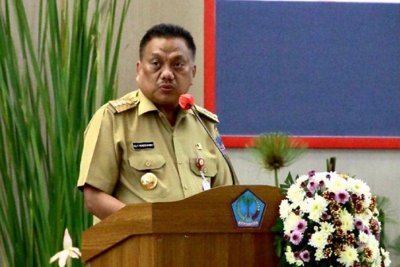 Kepada MenPAN RB, Gubernur Sulut sampaikan kekurangan guru ASN