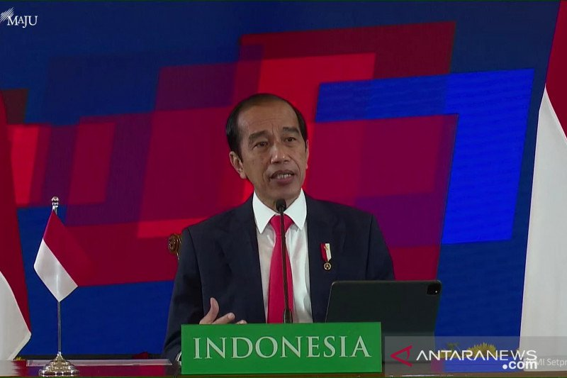 Presiden Jokowi ajak Jerman wujudkan transformasi digital Indonesia