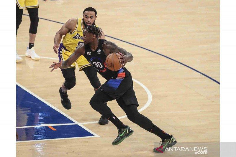 Knicks manfaatkan kuarter ketiga untuk taklukkan Hornets
