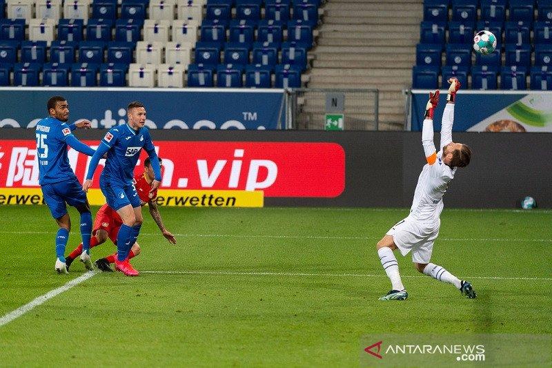 Diimbangi Hoffenheim, asa Leverkusen ke Liga Champions terpupus