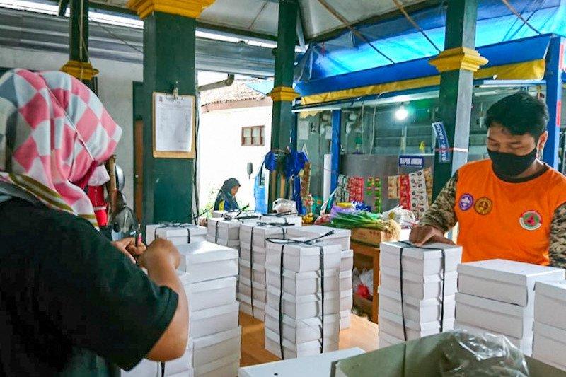 Yogyakarta hentikan bantuan makanan pasien isolasi mandiri