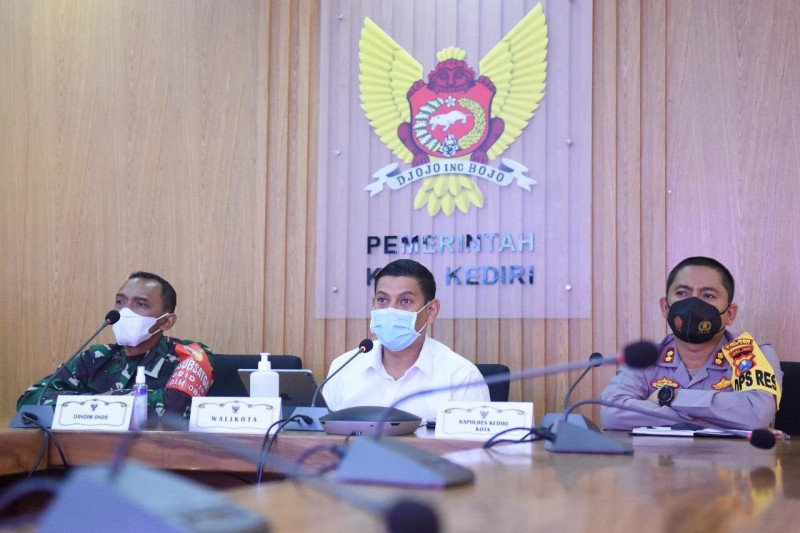 Pemkot Kediri perketat PPK mikro saat Ramadhan 2021