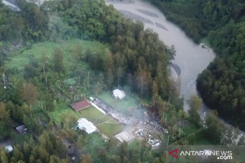 Akibat pembakaran, kerugian sekolah di Beoga capai Rp7,2 miliar