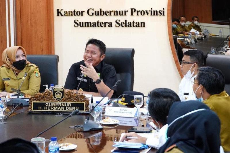 Gubernur Sumsel minta KPU kawal PSU di PALI