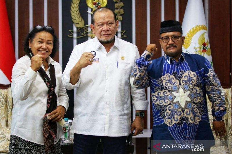 Sahabat Jokowi Nusantara mendukung penguatan kelembagaan DPD RI