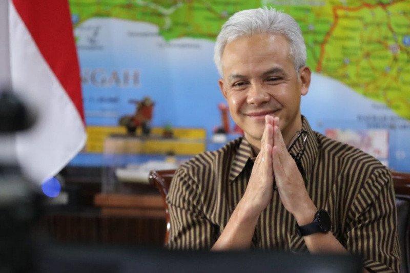 KPK apresiasi Ganjar terapkan sistem pencegahan korupsi di Jateng