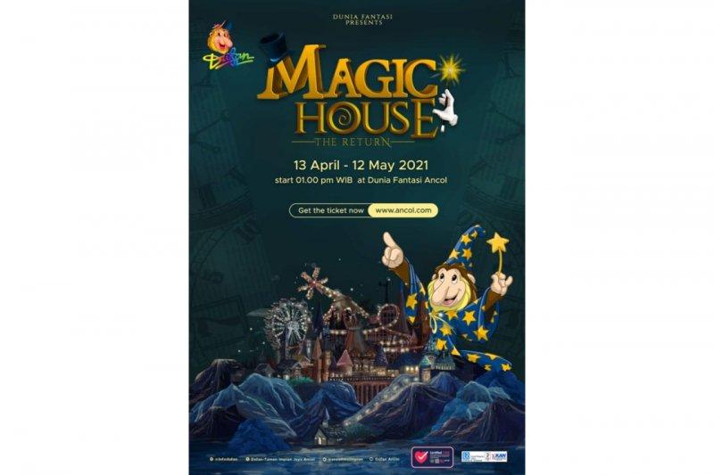 Dufan kembali hadirkan Magic House temani ngabuburit