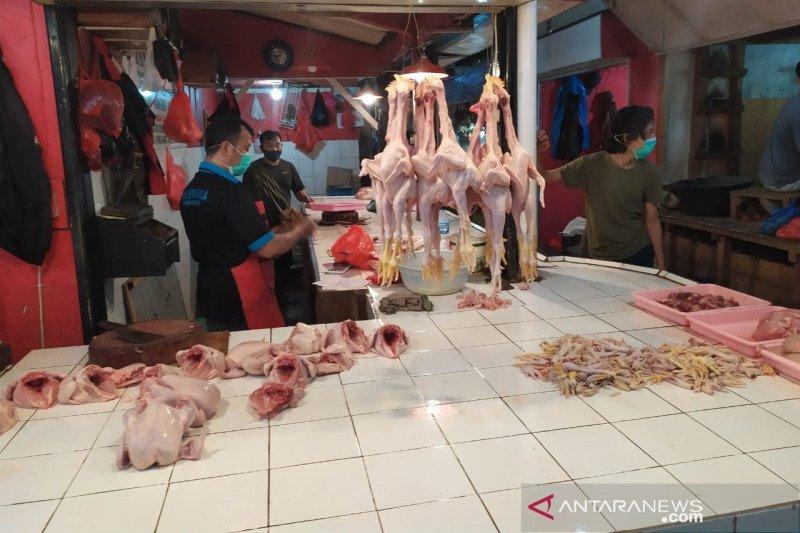 Pemkot Bandung pastikan kenaikan harga pangan masih wajar