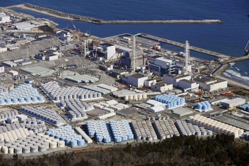 Korsel menentang keputusan Jepang untuk buang air radioaktif Fukushima