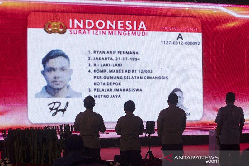 Sabtu, ada empat layanan SIM Keliling di Jakarta