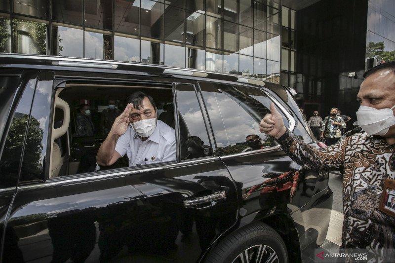 Menko Luhut Panjaitan: OTT KPK tidak seperti yang diharapkan