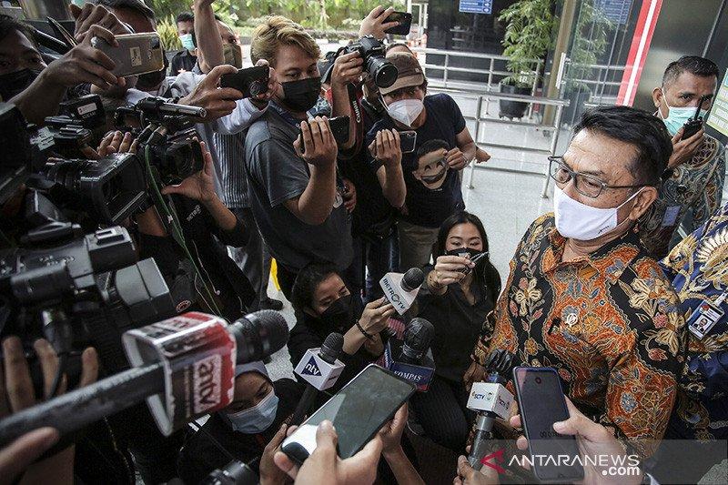 Moeldoko: Siapa pun yang nekat korupsi akan dihukum tanpa pandang bulu