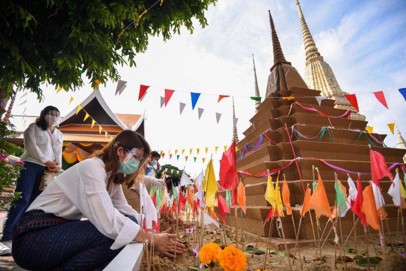 Thailand laporkan 2.070 kasus COVID, tertinggi sejak pandemi