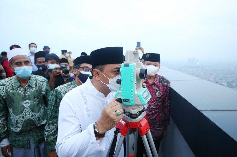 Wali Kota Surabaya dukung Rooftop TP 3 jadi tempat Rukyatul Hilal