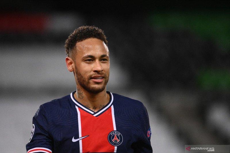 Neymar konfirmasi akan perpanjang kontrak di PSG