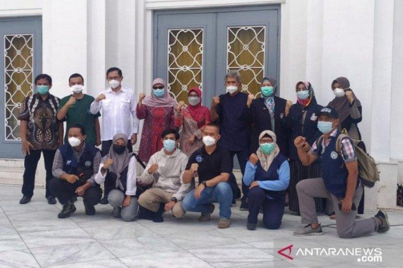 Unair berangkatkan relawan rumah sakit terapung ke NTT