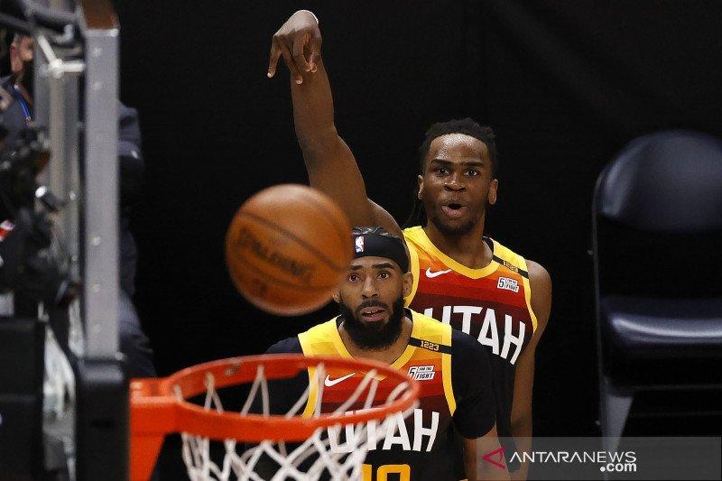 NBA : Utah Jazz menang 106-96 atas Oklahoma City Thunder