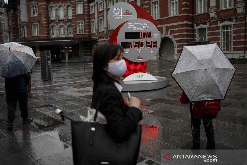 Jepang pertimbangkan status keadaan darurat untuk Tokyo, Osaka