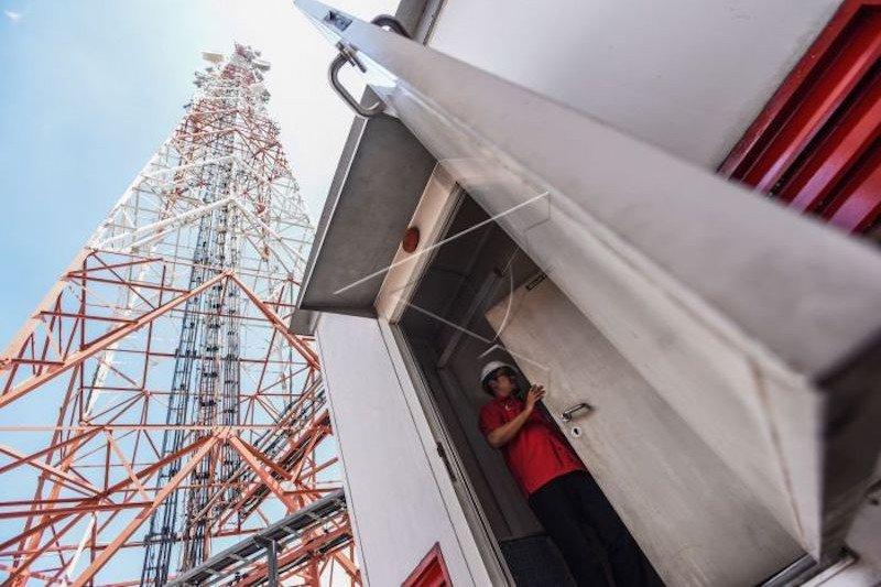 Telkomsel tambah 121 BTS baru optimalisasi jaringan di Sumatera