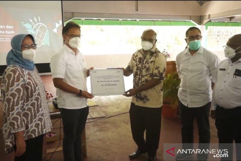Menkes Budi kunjungi Papua pantau pelaksanaan vaksinasi