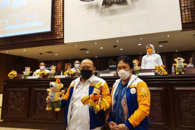 Ketua DPD RI minta panitia PON Papua antisipasi dua masalah non teknis
