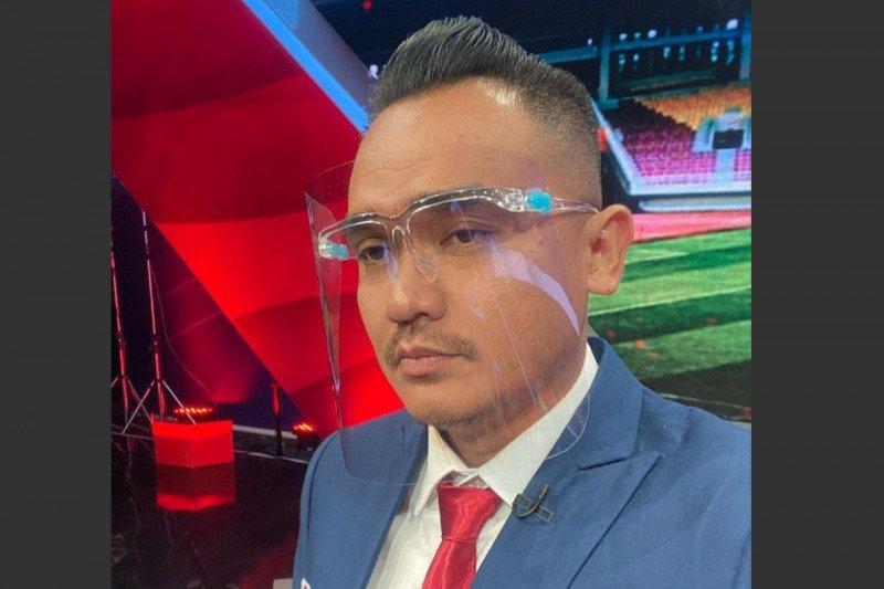 Valentino Simanjuntak berniat laporkan akun medsos bola dengan UU ITE