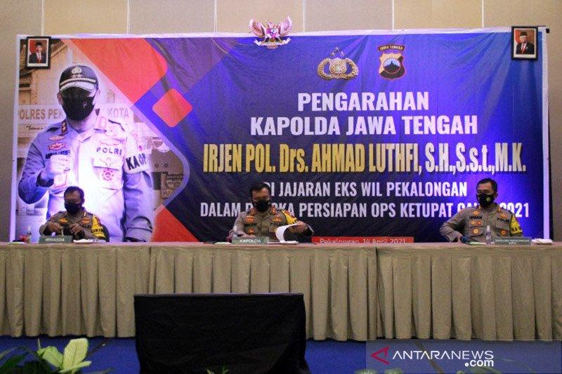 Polda Jateng larang ormas melakukan kegiatan kepolisian saat Ramadhan
